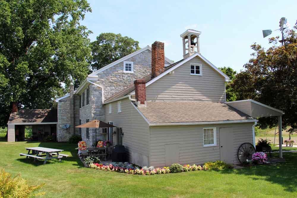Lancaster County PA farm lodging