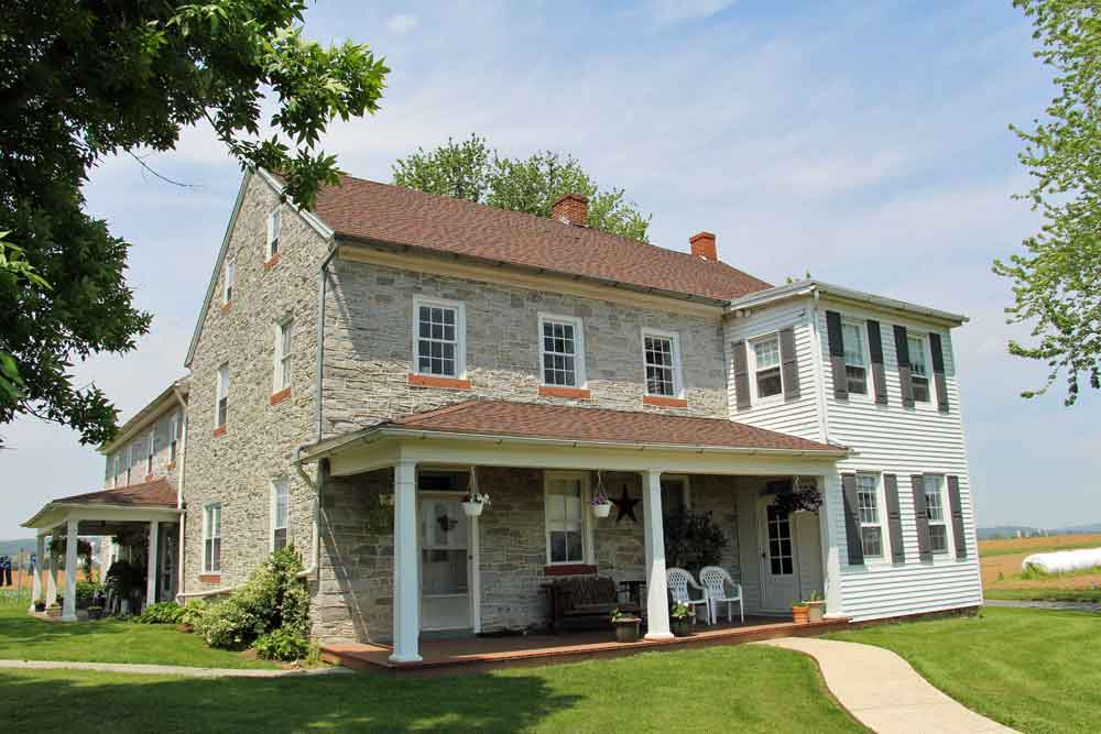 Farm Bed and Breakfast Lancaster PA