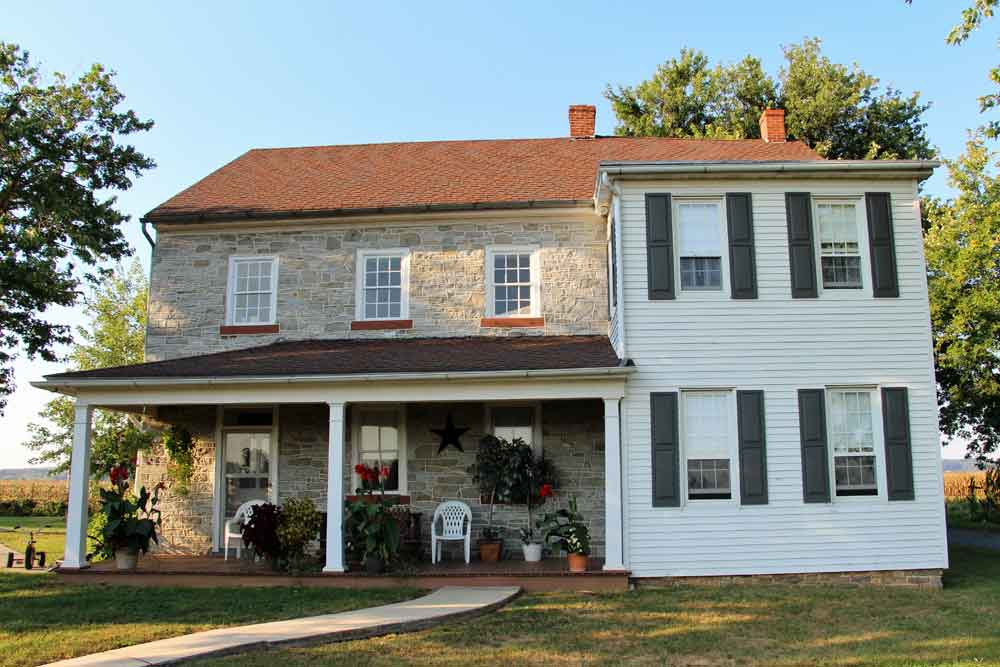 Historic Farm Guest House in Lancaster PA