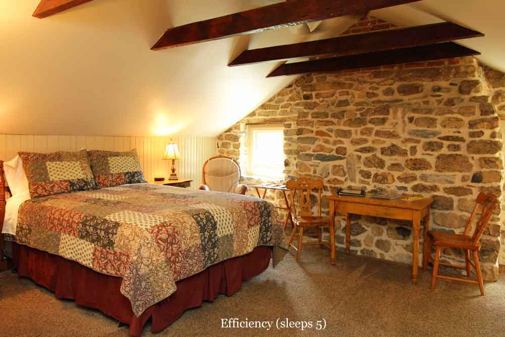 Historic farm stay in Lancaster PA