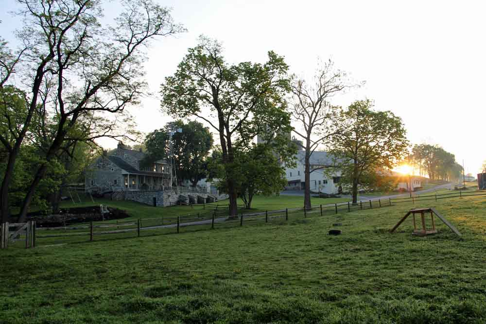 lodging in Mt Joy, Lancaster County PA