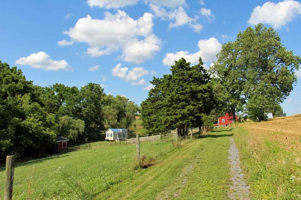 Lancaster Farm vacation